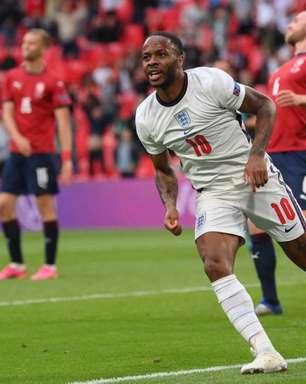 Inglaterra e Croácia seguem para as oitavas da Eurocopa