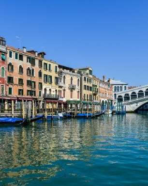 Unesco recomenda incluir Veneza na lista de patrimônio mundial em perigo