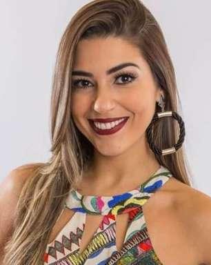 Vivian Amorim surge em fotos na Bahia e esbanja beleza