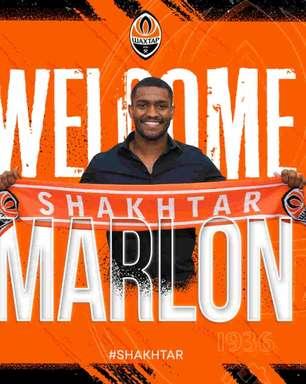Marlon, ex-zagueiro do Fluminense, é anunciado pelo Shakhtar Donetsk