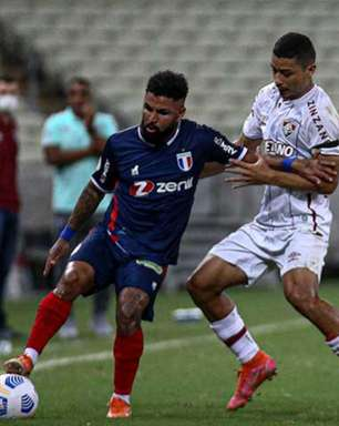 André diz que Roger o deixou tranquilo por chances no Fluminense e avalia atuação após três meses fora