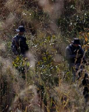 Ajuda da Força Nacional contra 'serial killer' é incerta