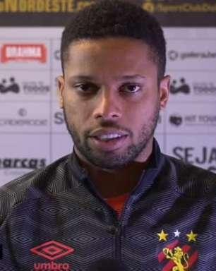 """SPORT: André reconhece não estar no seu ritmo de jogo ideal, mas avalia: """"A cada jogo vamos melhorando um pouquinho mais"""""""