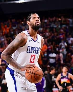 """Paul George: """"Clippers está mais confiante do que nunca"""""""