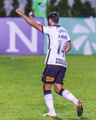 Bruno Mendez será o 14º jogador liberado por empréstimo pelo Corinthians