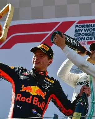 "Verstappen exalta histórico da Red Bull na Áustria, mas espera corrida ""apertada"""