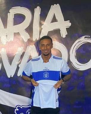 De olho na disputa da Série A1 do Carioca, Olaria fecha com Vini Freitas para a lateral esquerda