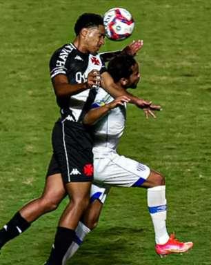Menos de 40% das finalizações do Vasco na Série B foram na direção do gol adversário