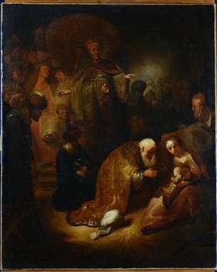 Itália reencontra por acaso obra de Rembrandt