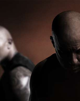 """Vin Diesel explica briga com Dwayne Johnson em """"Velozes e Furiosos 8"""""""