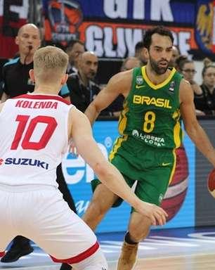 Em preparação para o Pré-Olímpico, Brasil vence amistosos contra Polônia