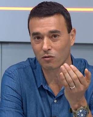 'Ser neutro é ser conivente': Rizek chama UEFA de 'patética' após proibição ao uso da bandeira LGBT