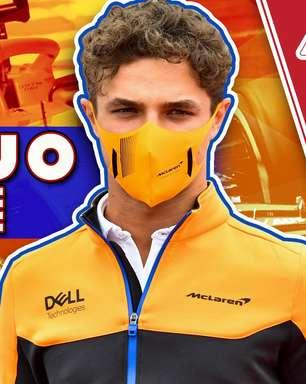 GP às 10: Chiliquento Norris larga bom mocismo ao sentir gosto da glória na F1
