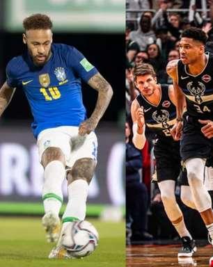 Copa América, NBA Saiba onde assistir aos eventos esportivos de quarta-feira