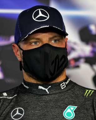 Wolff diz que Bottas teve um 'progresso real' no GP da França de F1