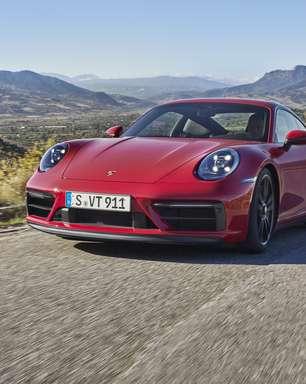 Porsche 911 GTS tem 5 versões com diferença de R$ 90 mil