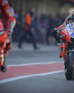 Com oito motos, Ducati investe na juventude e prepara bases de futuro forte na MotoGP