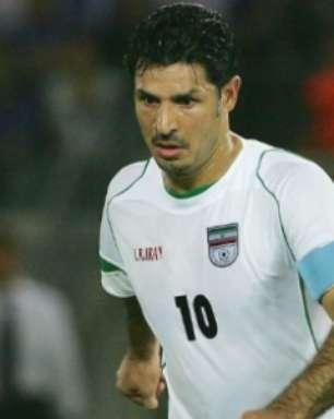 Iraniano parabeniza Cristiano Ronaldo por recorde de gols