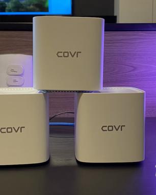 Roteador Mesh D-Link Covr 1103: para expandir o sinal do Wi-Fi