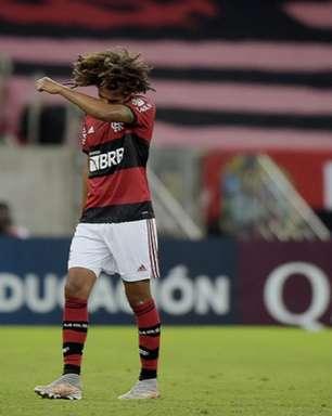 Suspenso, Arão desfalca o Flamengo contra Defensa y Justicia
