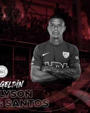 Allyson assina com o Bandirma e espera construir história no futebol turco