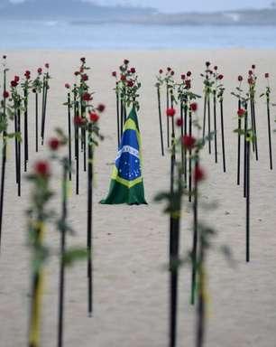Brasil registra 2.032 novas mortes por Covid-19 e total atinge 509.141