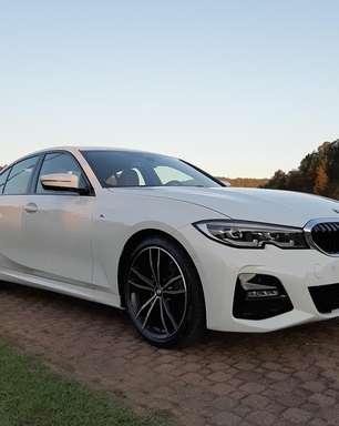 Avaliação: BMW 320i mantém essência do sedã estradeiro