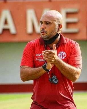 Marcus Dantas analisa estreia do America no Carioca sub-20 A2: 'A equipe se portou muito bem'