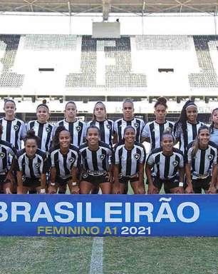 Vencer ou vencer: Botafogo joga a vida contra o rebaixamento no Brasileirão Feminino