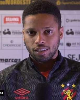 """SPORT: André acredita que resultados recentes da equipe são decididos no detalhe e defende: """"Temos que fazer acontecer a nosso favor"""""""