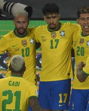 Seleção se desdobra, faz variações na sua estratégia e consegue superar a Colômbia no Nilton Santos