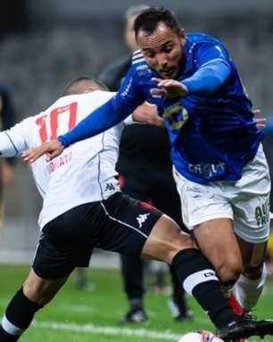 Cruzeiro e Vasco agitam internet em duelo de gigantes pela Série B do Brasileiro