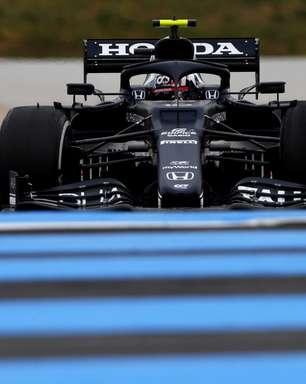 """Gasly se anima com GPs na Áustria, mas prevê """"classificação apertada"""""""