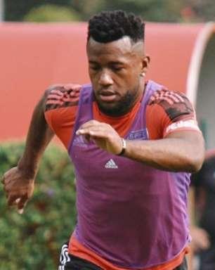 Recuperado de lesão, Luan treina e deve reforçar o São Paulo