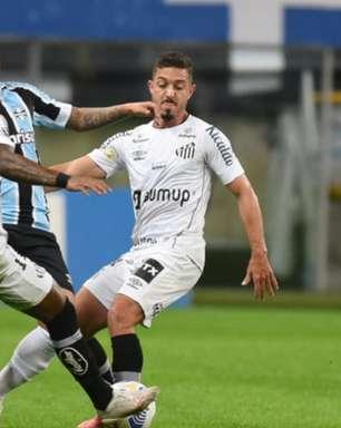 Alison e Pará saem machucados e preocupam o Santos para o jogo contra o Atlético-MG na Vila