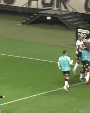 SÉRIE A: Gols de Corinthians 2 x 1 Sport