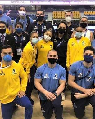 Brasil conquista mais quatro medalhas na Copa do Mundo de Ginástica