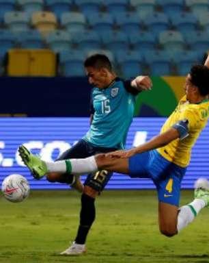 Com atuação instável, Seleção empata com o Equador