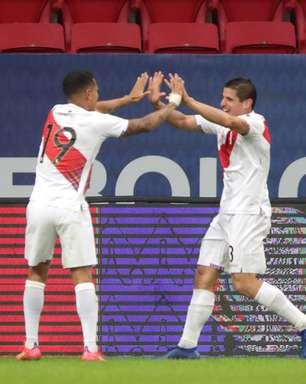 Peru vence e elimina a Venezuela da Copa América