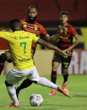 Sport e Cuiabá não saem do zero pelo Brasileirão
