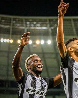 Empate contra o São Paulo deixa o Ceará na zona da Sul-Americana