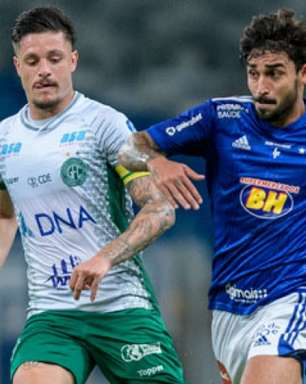 Cruzeiro x Guarani. Onde assistir, prováveis times e desfalques