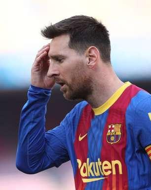 PSG faz proposta por Lionel Messi, diz jornal espanhol