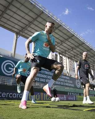 Com o futuro indefinido de CR7, Juventus mira Gabriel Jesus