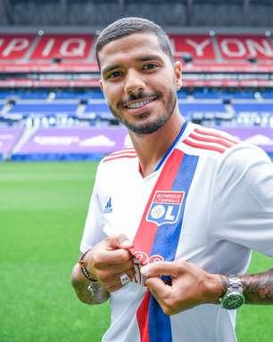 Lyon anuncia a contratação do lateral Henrique, ex-Vasco