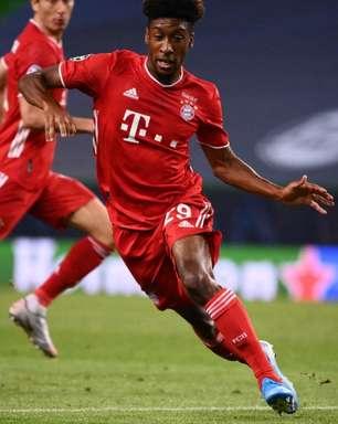 Ingleses se assustam com pedida de Bayern de Munique por Coman