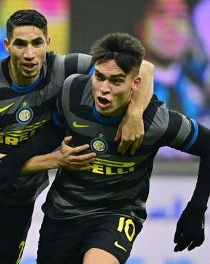 Diretor da Inter de Milão confirma saída de Hakimi para o PSG, mas diz que pretende renovar com Lautaro