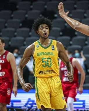 Brasil atropela Croácia e garante liderança no Pré-Olímpico