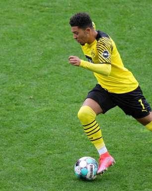 Manchester United chega a acordo com o Borussia Dortmund e fecha a contratação de Jadon Sancho