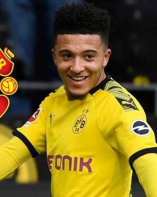 Quanto o Manchester United vai pagar por Jadon Sancho?